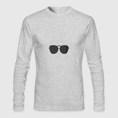 sunglasses - Men's Long Sleeve T-Shirt by Next Level