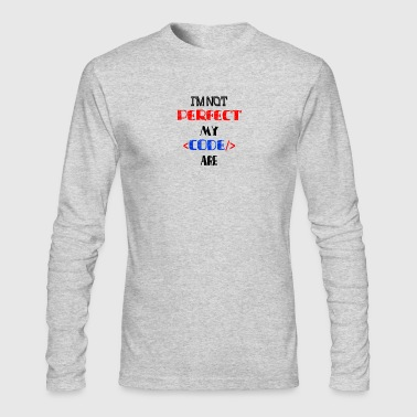 perfect_code - Men's Long Sleeve T-Shirt by Next Level