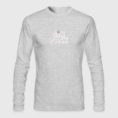 six pack coming soon shirt - Men's Long Sleeve T-Shirt by Next Level