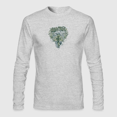 royalty - Men's Long Sleeve T-Shirt by Next Level