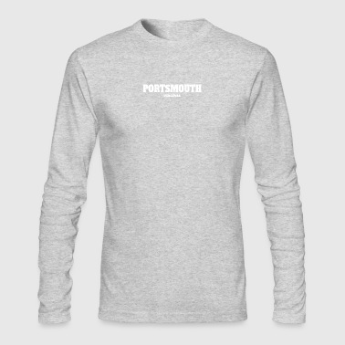 VIRGINIA PORTSMOUTH US EDITION - Men's Long Sleeve T-Shirt by Next Level