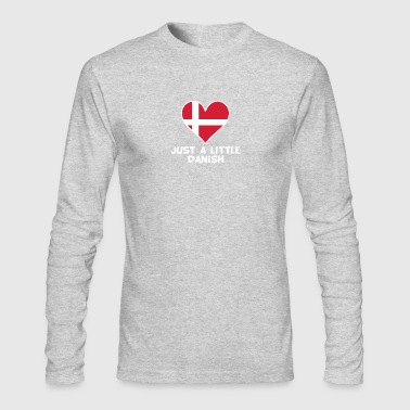 Just A Little Danish - Men's Long Sleeve T-Shirt by Next Level