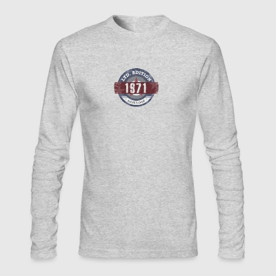 Limited Edition 1971 - Men's Long Sleeve T-Shirt by Next Level