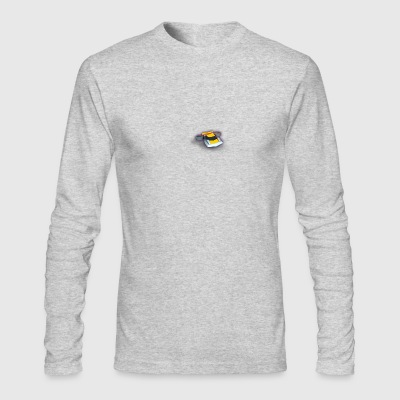 Hover - Men's Long Sleeve T-Shirt by Next Level