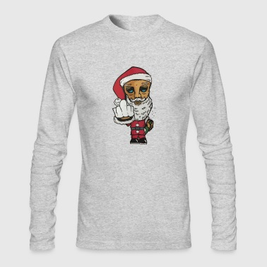 xmas welcome - Men's Long Sleeve T-Shirt by Next Level