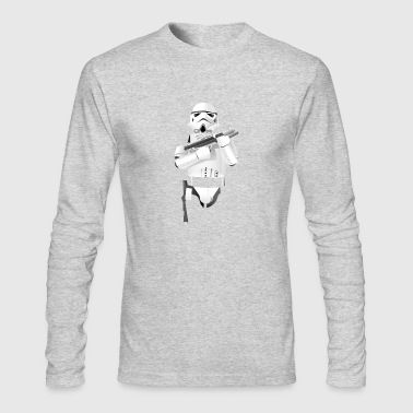 Stormtrooper - Men's Long Sleeve T-Shirt by Next Level