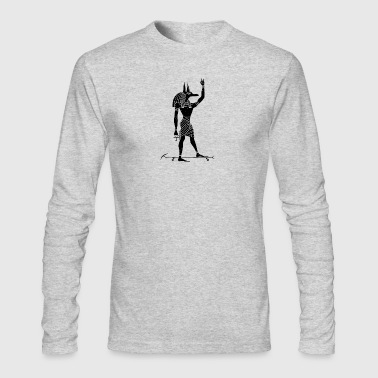 The Return of Ancient Dog - Men's Long Sleeve T-Shirt by Next Level