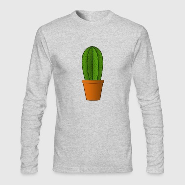 cactus - Men's Long Sleeve T-Shirt by Next Level