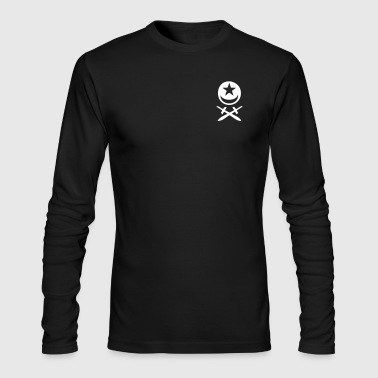 Gothic Gothic Smiley 16 - Men's Long Sleeve T-Shirt by Next Level