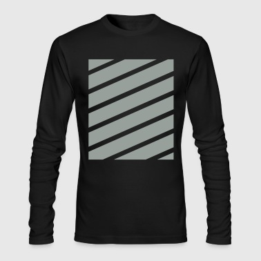 Stripes - Men's Long Sleeve T-Shirt by Next Level