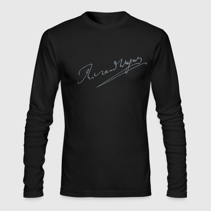 Richard Wagner - Men's Long Sleeve T-Shirt by Next Level