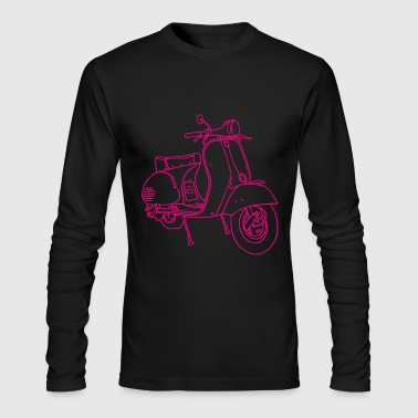 Motor scooter - Men's Long Sleeve T-Shirt by Next Level