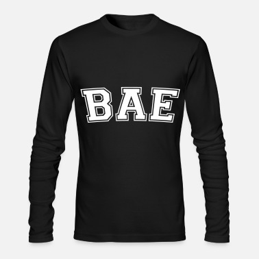 Bae BAE - Men's Long Sleeve T-Shirt by Next Level