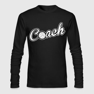 Wife Coach - Men's Long Sleeve T-Shirt by Next Level