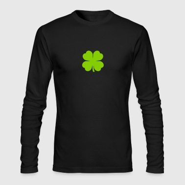 Clover-leaves lucky clover - Men's Long Sleeve T-Shirt by Next Level