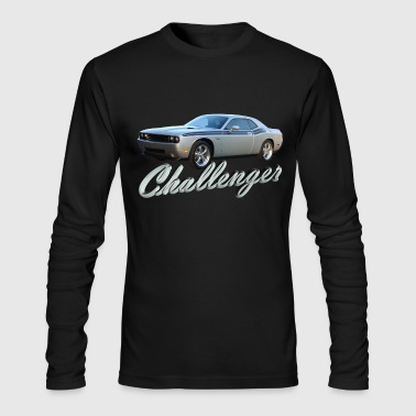 Silver Challenger - Men's Long Sleeve T-Shirt by Next Level