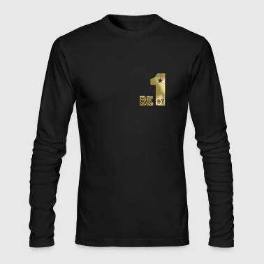 Be first - Men's Long Sleeve T-Shirt by Next Level