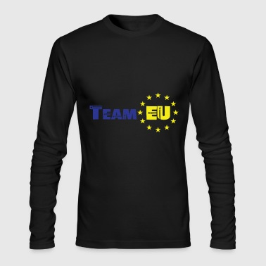 Europe Europe - Men's Long Sleeve T-Shirt by Next Level
