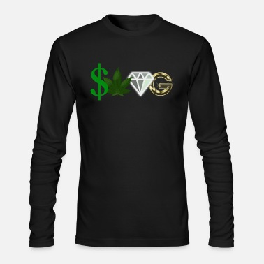 Swagg swagg - Men's Long Sleeve T-Shirt by Next Level