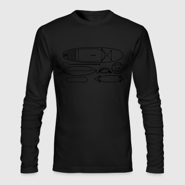 Boards Boards Boards - Men's Long Sleeve T-Shirt by Next Level