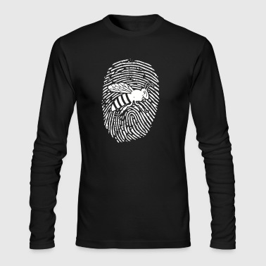 Honey Bee - DNA Bee Keeper - Men's Long Sleeve T-Shirt by Next Level
