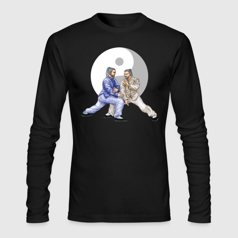 Yang Style Tai Chi Chuan T'ai Chi Ch'uan Trdslight - Men's Long Sleeve T-Shirt by Next Level
