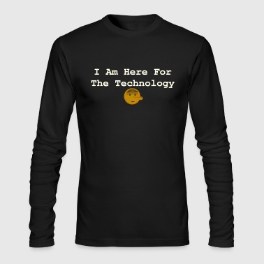 Technology Technology - Men's Long Sleeve T-Shirt by Next Level