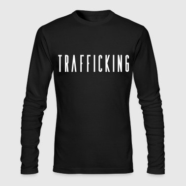 Traffic - Men's Long Sleeve T-Shirt by Next Level
