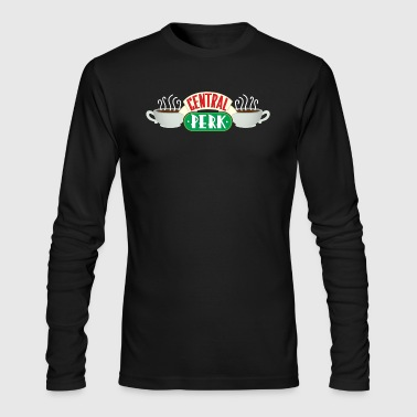 Central Perk - Men's Long Sleeve T-Shirt by Next Level