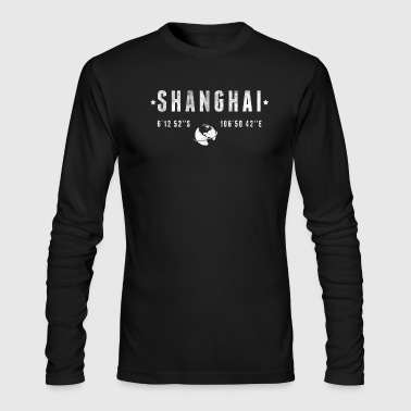 Shanghai - Men's Long Sleeve T-Shirt by Next Level