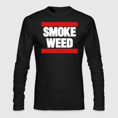 SMOKE WEED - Men's Long Sleeve T-Shirt by Next Level