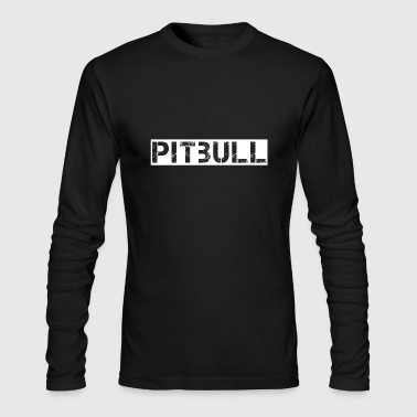 dog - Men's Long Sleeve T-Shirt by Next Level