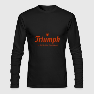 triumph - Men's Long Sleeve T-Shirt by Next Level