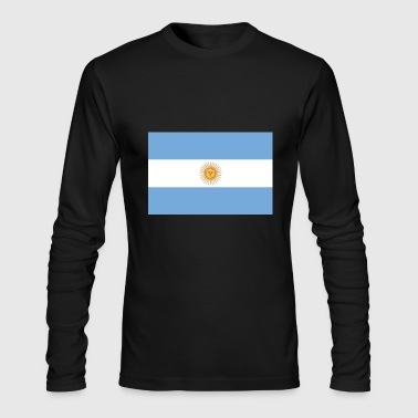 Argentina argentina - Men's Long Sleeve T-Shirt by Next Level