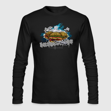 militia - Men's Long Sleeve T-Shirt by Next Level