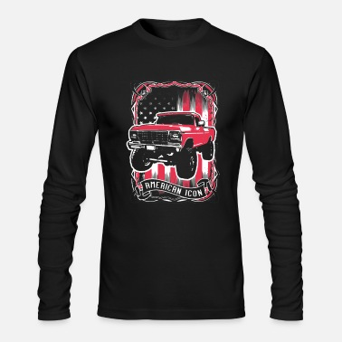 American Icon American Icon Shirt - Men's Long Sleeve T-Shirt by Next Level