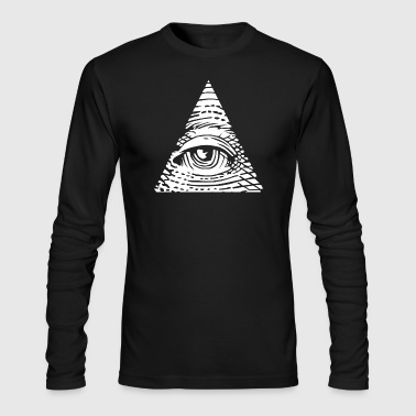 Eye of Providence - Men's Long Sleeve T-Shirt by Next Level