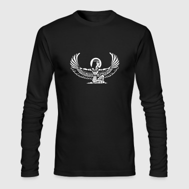 Goddess Isis Egyptian - Men's Long Sleeve T-Shirt by Next Level