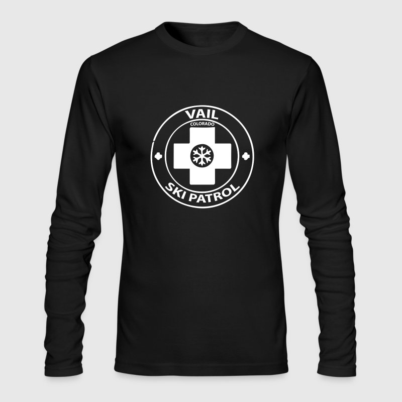 Vail Colorado - Men's Long Sleeve T-Shirt by Next Level