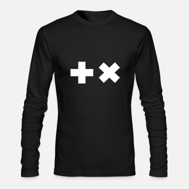 Martin Garrix Martin Garrix - Men's Long Sleeve T-Shirt by Next Level