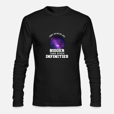 Infinity infinity - Men's Long Sleeve T-Shirt by Next Level