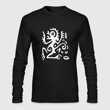 tribal - Men's Long Sleeve T-Shirt by Next Level
