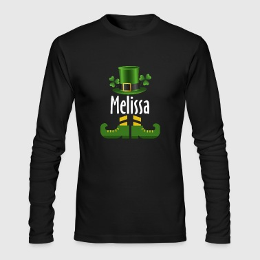 Melissa Melissa - Men's Long Sleeve T-Shirt by Next Level