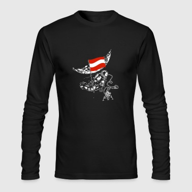 Austria - Men's Long Sleeve T-Shirt by Next Level