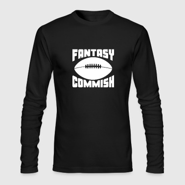 Fantasy Football Commish - Men's Long Sleeve T-Shirt by Next Level