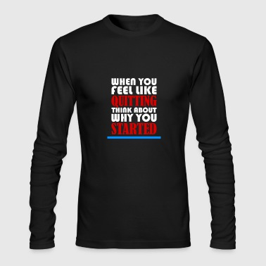 MOTIVATION MOTIVATION MOTIVATION - Men's Long Sleeve T-Shirt by Next Level