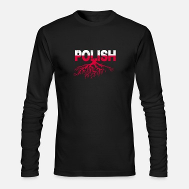 Krakow Roots Poland Poles Polish krakow Gift idea - Men's Long Sleeve T-Shirt by Next Level