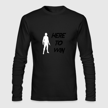 Winner - Men's Long Sleeve T-Shirt by Next Level