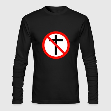 No Religion - Men's Long Sleeve T-Shirt by Next Level