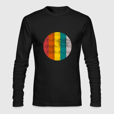 circle - Men's Long Sleeve T-Shirt by Next Level